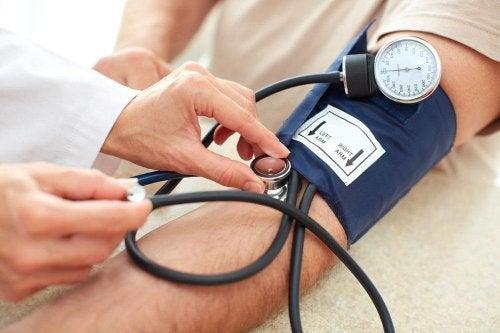 Misurazione ipertensione