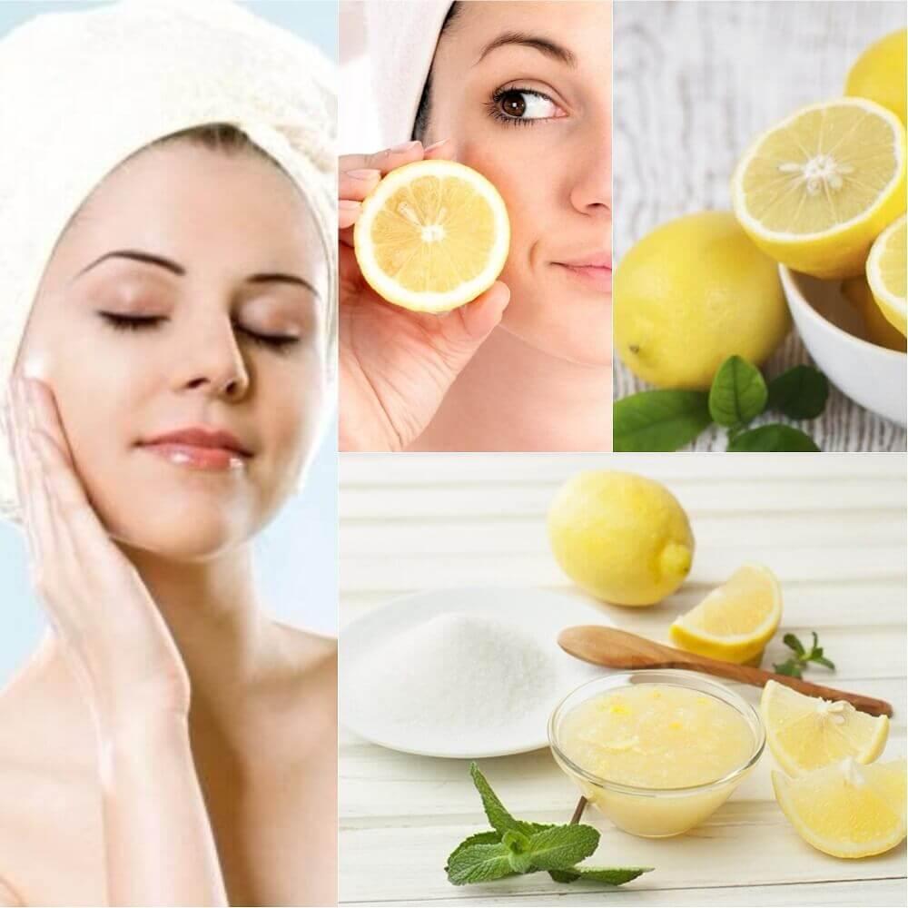 Usi del limone come cosmetico naturale