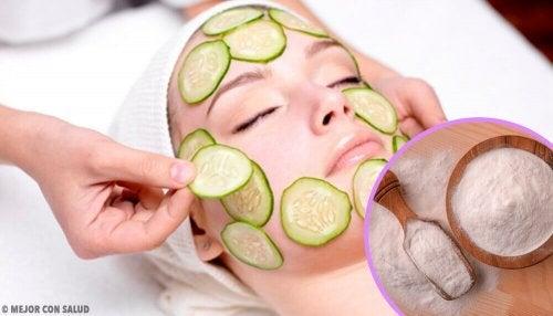 6 maschere per eliminare le impurità dalla pelle del viso
