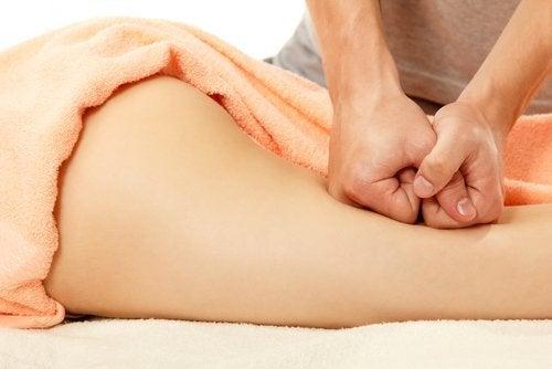 Anche i massaggi aiutano