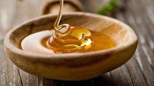 Miele e costipazione