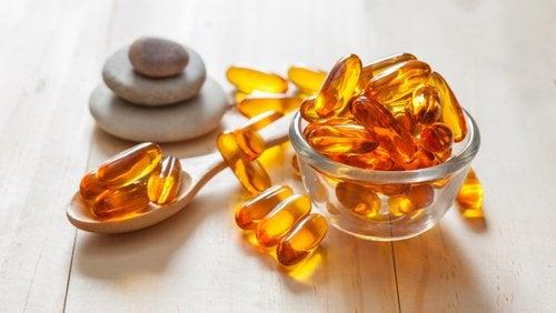 Olio di pesce: 5 benefici per la salute