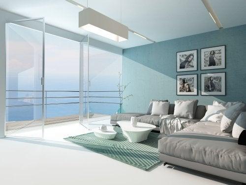 Arredamento per migliorare l'atmosfera domestica