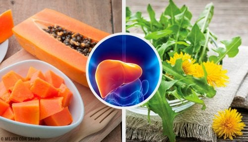 Fegato infiammato: tutti i rimedi naturali
