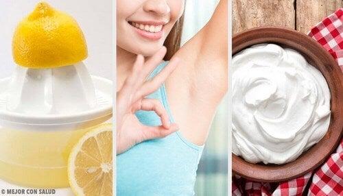Macchie scure sulla pelle: ricetta naturale