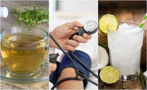 Alzare la pressione bassa: rimedi naturali