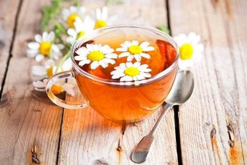 Tè alla camomilla