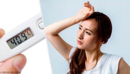 Quando considerare grave la temperatura corporea alta?