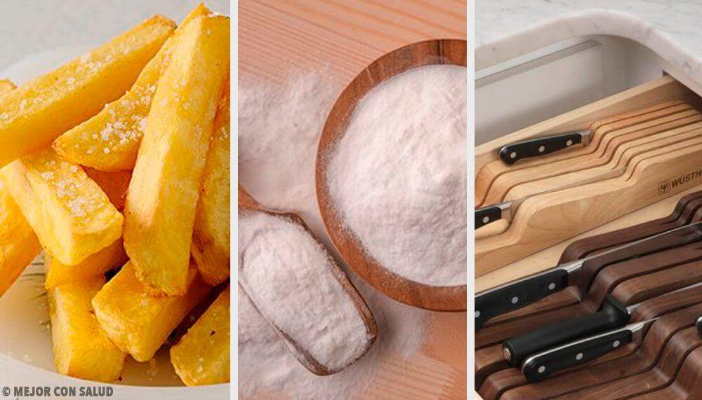 Trucchi di cucina: 8 soluzioni geniali
