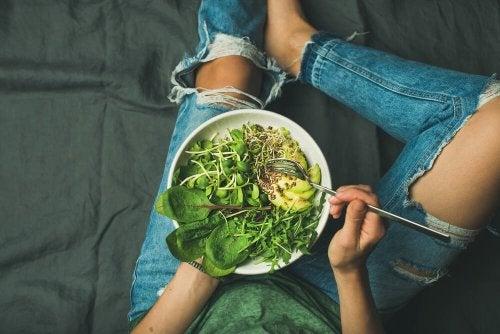 Un'insalata al giorno