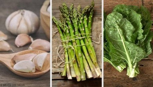 8 verdure che causano allergie