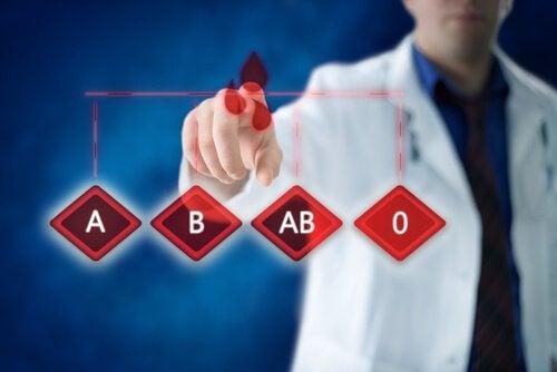 Conoscere il gruppo sanguigno dei familiari
