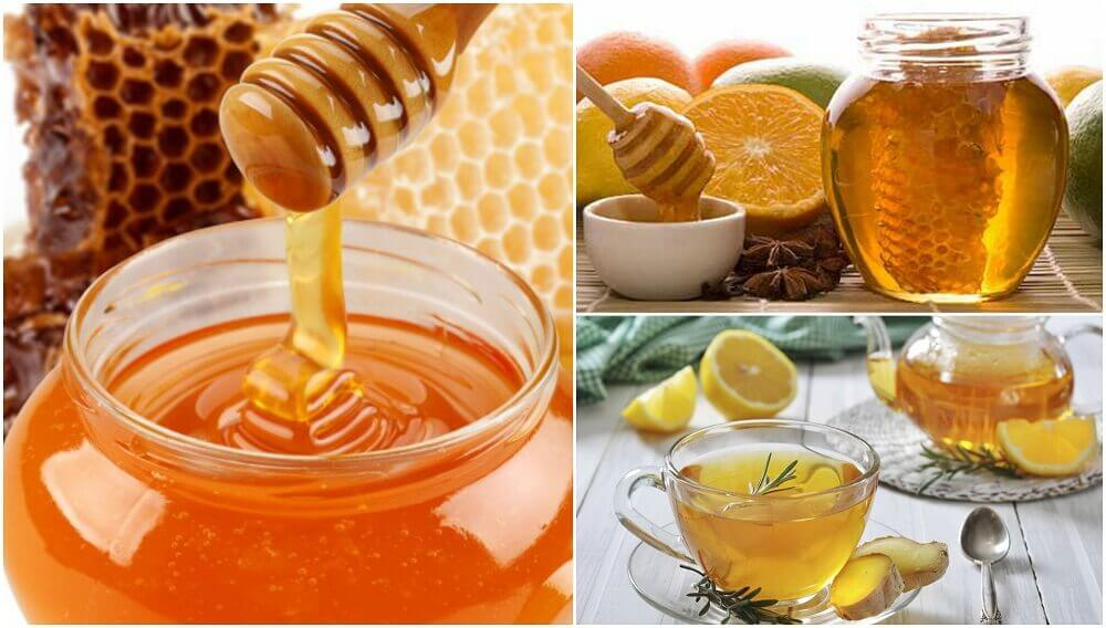 Rimedi a base di miele per migliorare la salute
