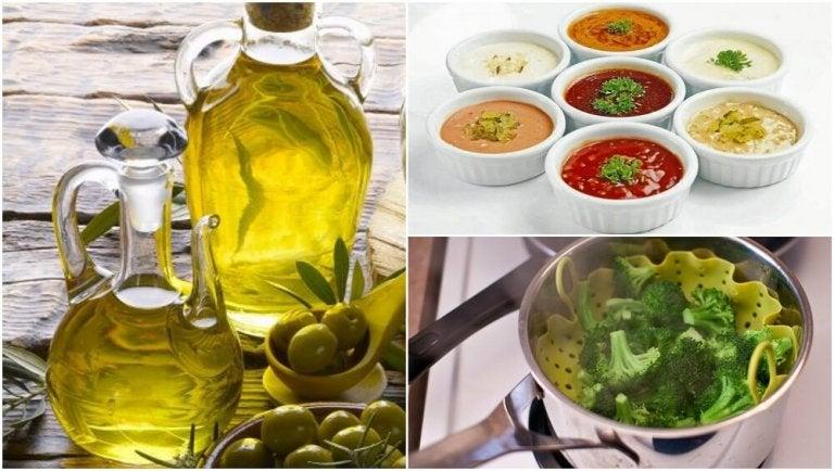 6 trucchi in cucina che aiutano a ridurre il colesterolo