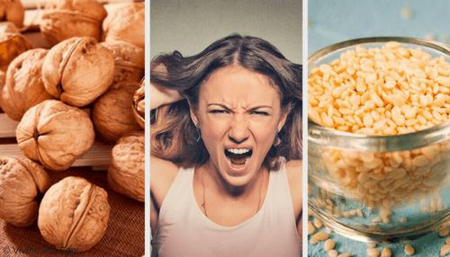 7 alimenti utili per migliorare l'umore