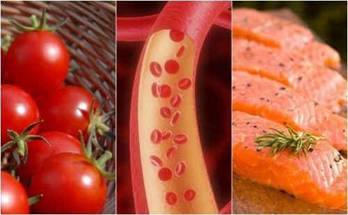 Alimenti per proteggere le arterie