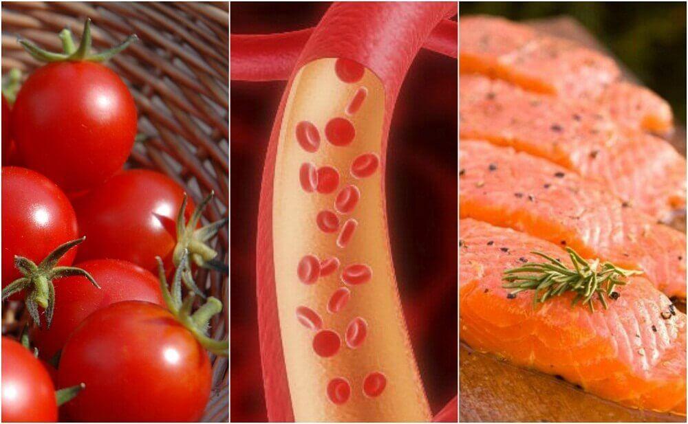 Proteggere le arterie: 8 alimenti