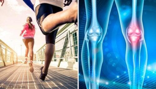 Dolore alle ginocchia: abitudini negative