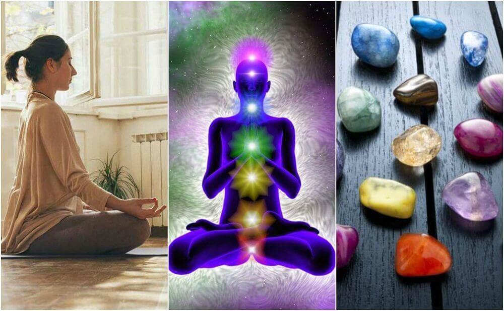 I chakra: cosa sono e a cosa servono