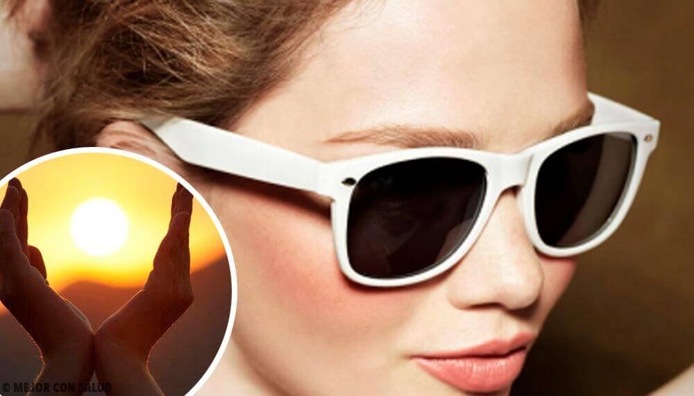 Occhiali da sole: conseguenze del mancato uso