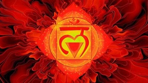 Muladhara o chakra della radice