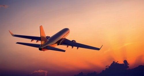 sapere come funziona un aereo può farci superare la paura di volare