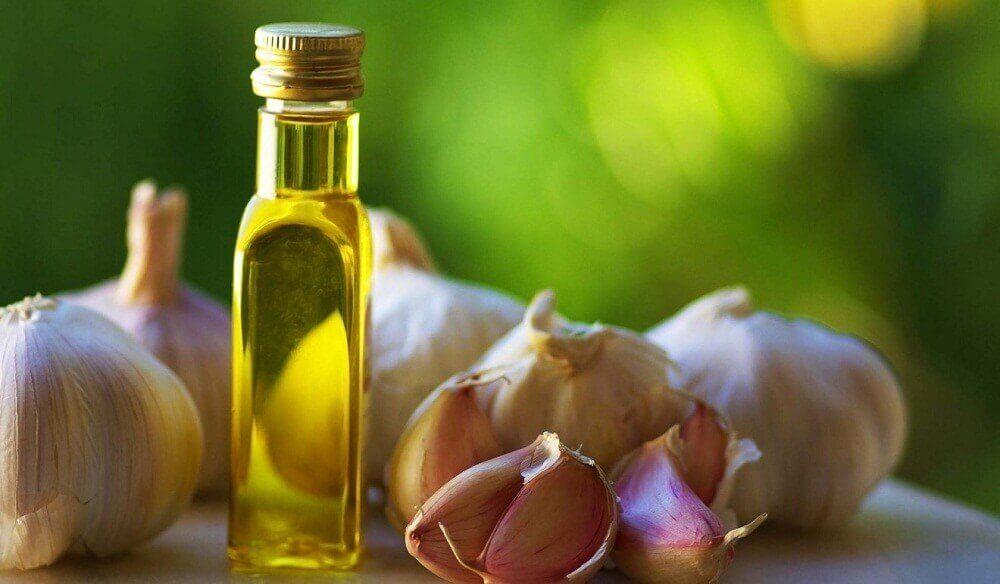 Aglio e olio d'oliva
