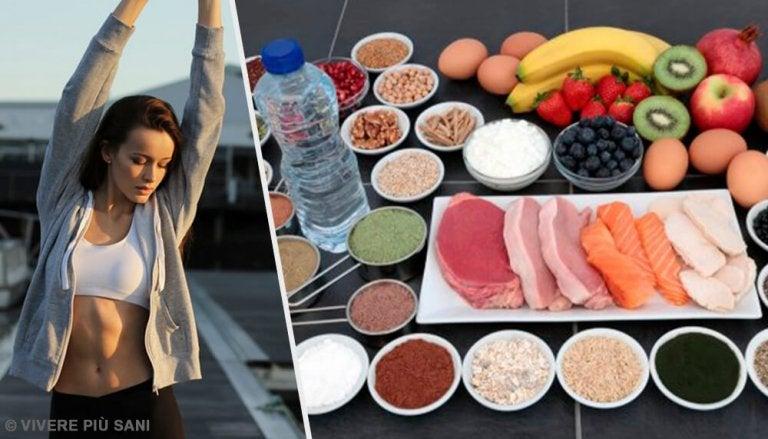 Alimenti che faranno bene al vostro corpo