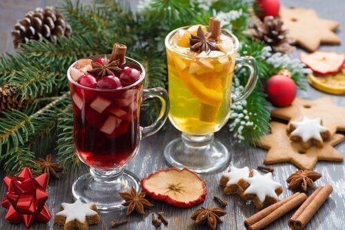 Aperitivo di Natale: 2 idee sane ed originali