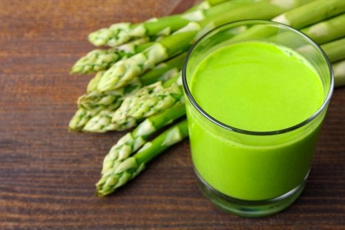 Succo di asparagi