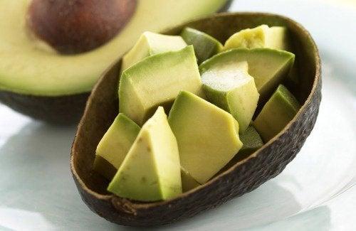 ricetta dimagrante semi di avocado
