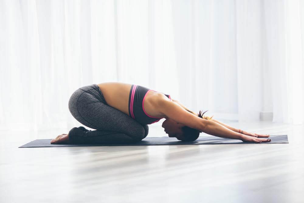 esercizio per alleviare i gas intestinali