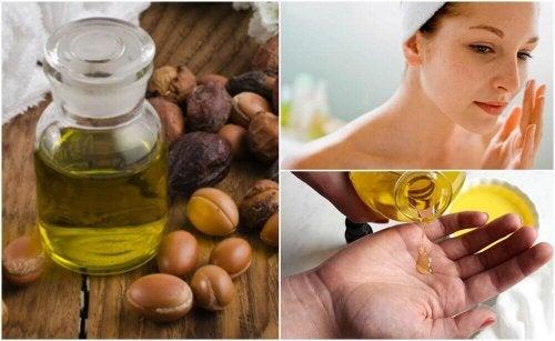Olio di argan: benefici per la pelle
