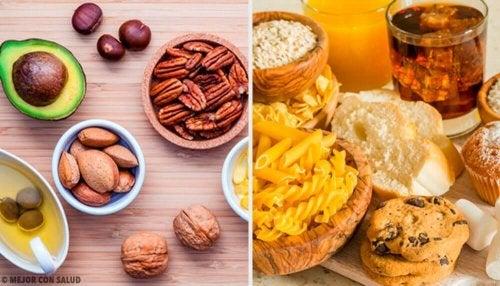 I carboidrati buoni e cattivi: sfatiamo alcuni miti