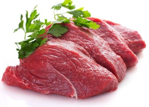 Carne rossa magra per migliorare l'umore