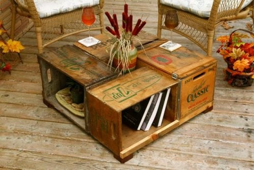 Cassa in legno