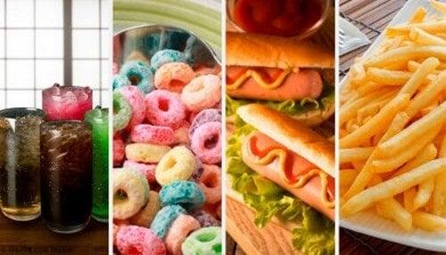 16 alimenti che dovreste evitare a tutti i costi