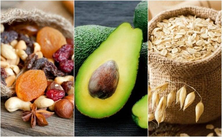 Alzare il colesterolo buono HDL con 6 alimenti