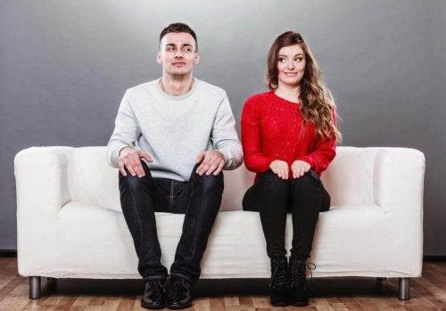 Amore e abitudine: ecco le 6 differenze