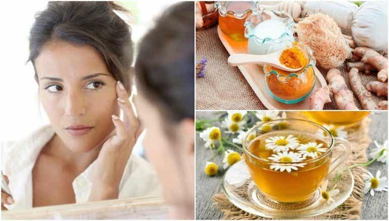 Ridurre le occhiaie: 5 rimedi naturali