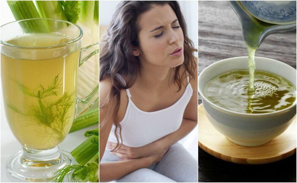 Tisane per digerire: rimedi naturali contro l'indigestione