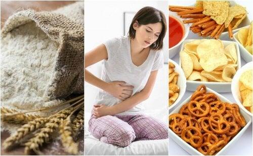 Alimenti da evitare in caso di infiammazione