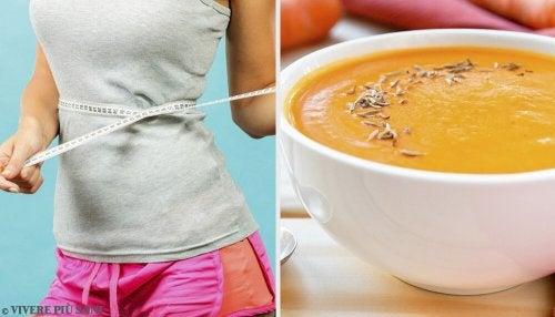 3 ricette con la curcuma per dimagrire