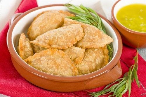 Empanadas di pollo