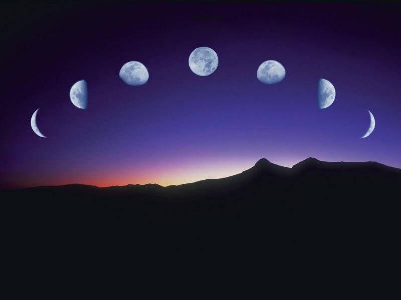 La luna: che effetto ha sugli esseri umani?