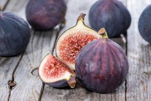Fichi per super frullati nutrienti