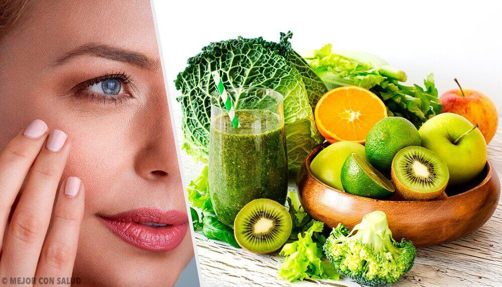 Frutta per combattere la pelle secca e screpolata
