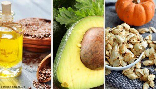 Grassi sani che non possono mancare nella dieta