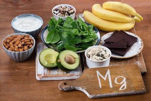 Nutrienti necessari dopo i 40 anni: magnesio