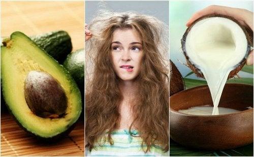 I 5 migliori prodotti naturali per controllare i capelli crespi - Vivere  più sani 170ad31cde34